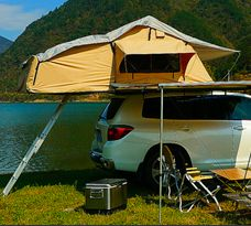 Soft Roof Top Tent SR140