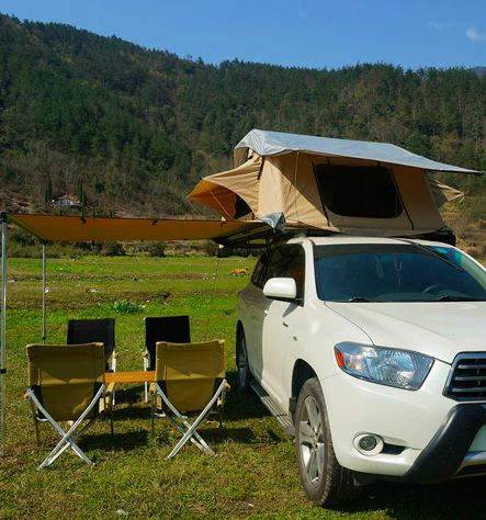 Soft Roof Top Tent SR190