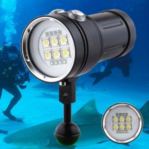 Multifunction Underwater Photographing Light A15