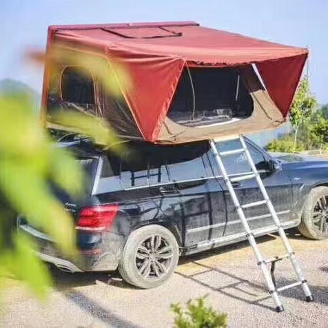 Side Opening Hard Shell Roof Top Tent SHR210